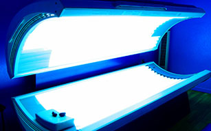 Know the dangers of tanning beds