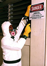 asbestos abatement is very important when removing asbestos from your home
